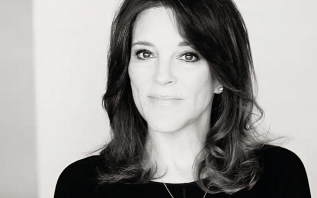 Marianne Williamson, My 30 Year Mentor