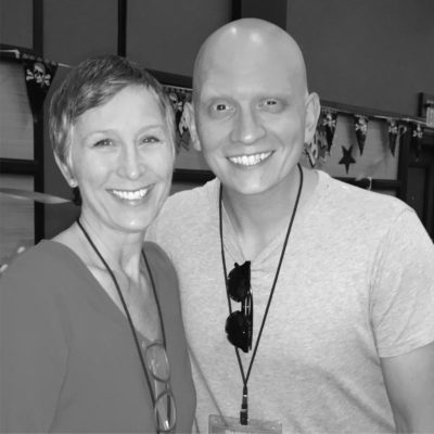 #1: Behind the Scenes with Actor Anthony Carrigan